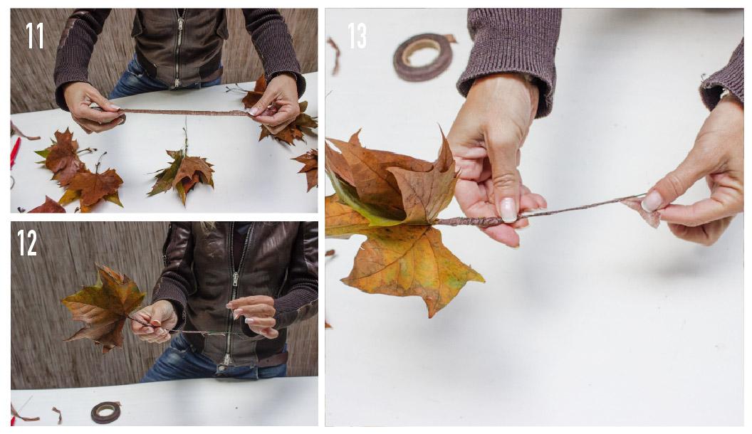 inizio fase2 lavoretti con foglie