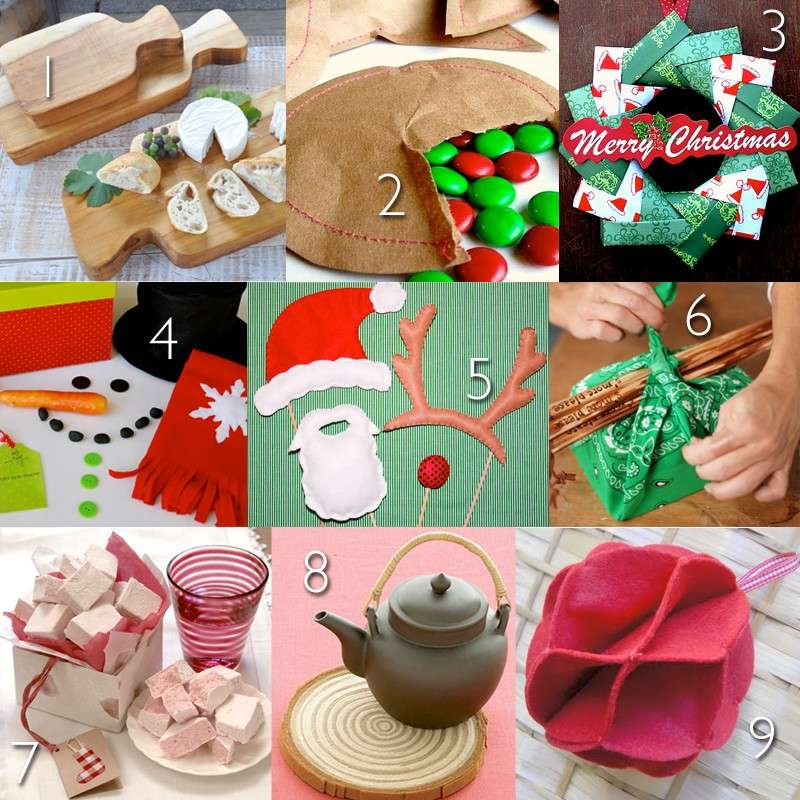Centrotavola Natalizi Lavoretti.Lavoretti Creativi Per Natale 10 Idee Facili E Originali Foto