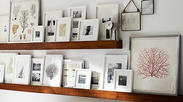 Come arredare con i quadri 10 idee foto pourfemme for Ikea stampe parete