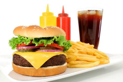 Cibo da fast food