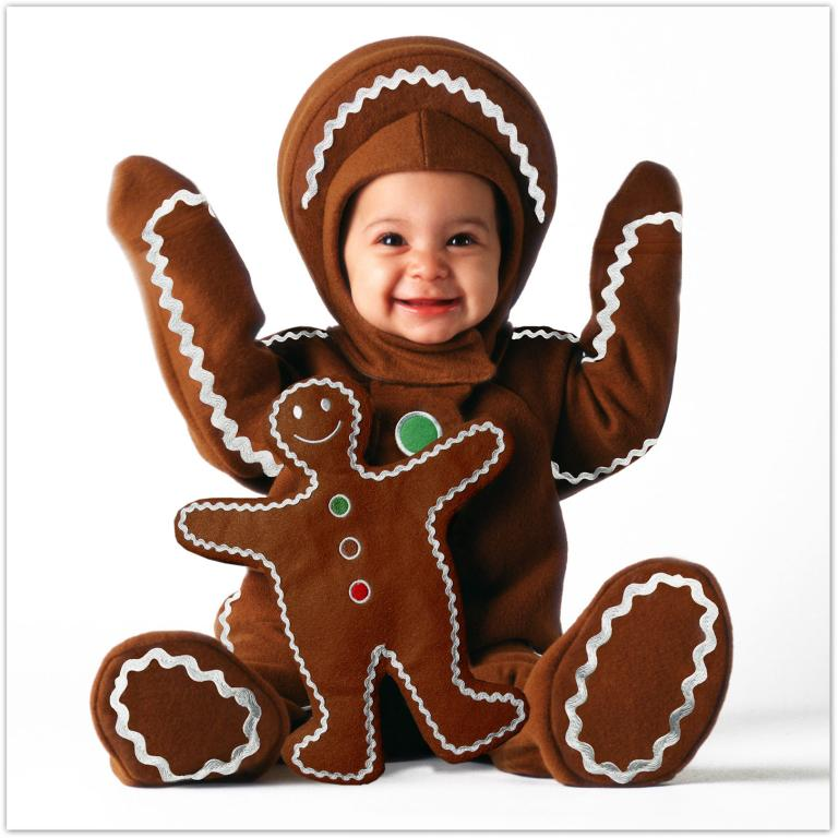 Costume da biscotto