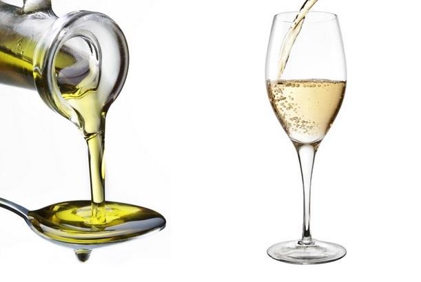 Dieta olio e vino: ideale per i malati di reni