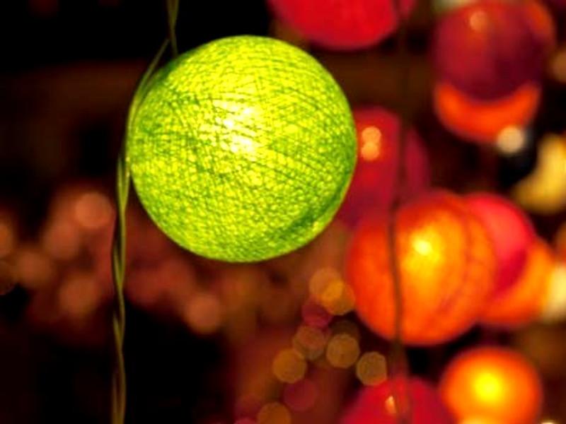 Quali luci di Natale fai da te preferisci?
