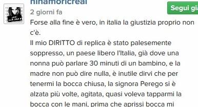 Nina Moric vs Paola Perego, lo sfogo su Instagram