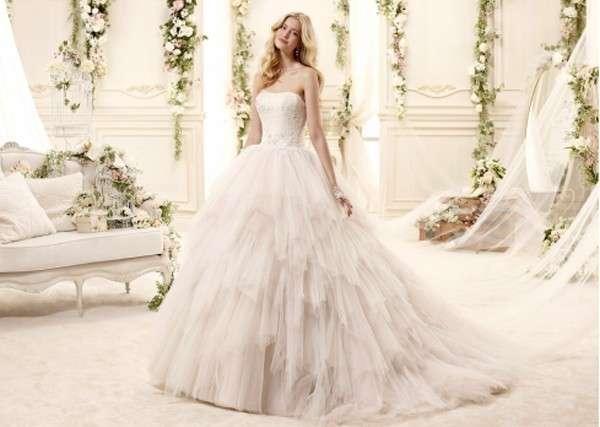 Migliori Abiti Da Sposa.Abiti Da Sposa Made In Italy I Migliori Brand Di Alta Moda Foto