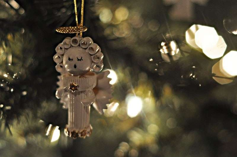 Addobbi per l'albero di Natale fai da te da realizzare con i bambini [FOTO]