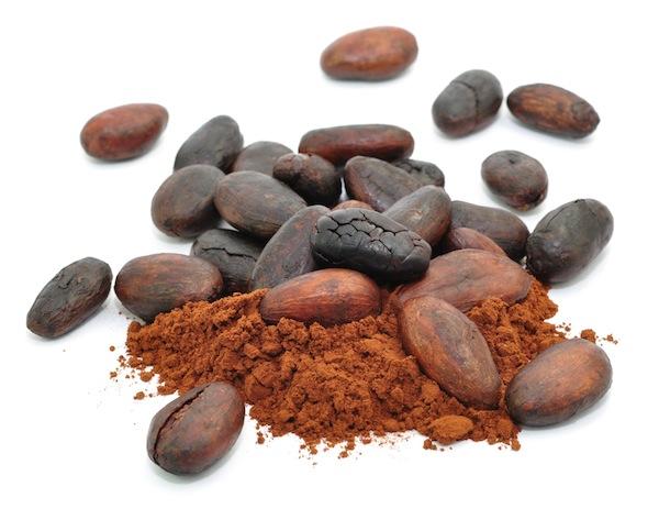 Kakao, Pulver