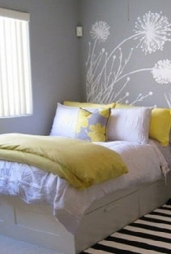 camera con pareti bianche
