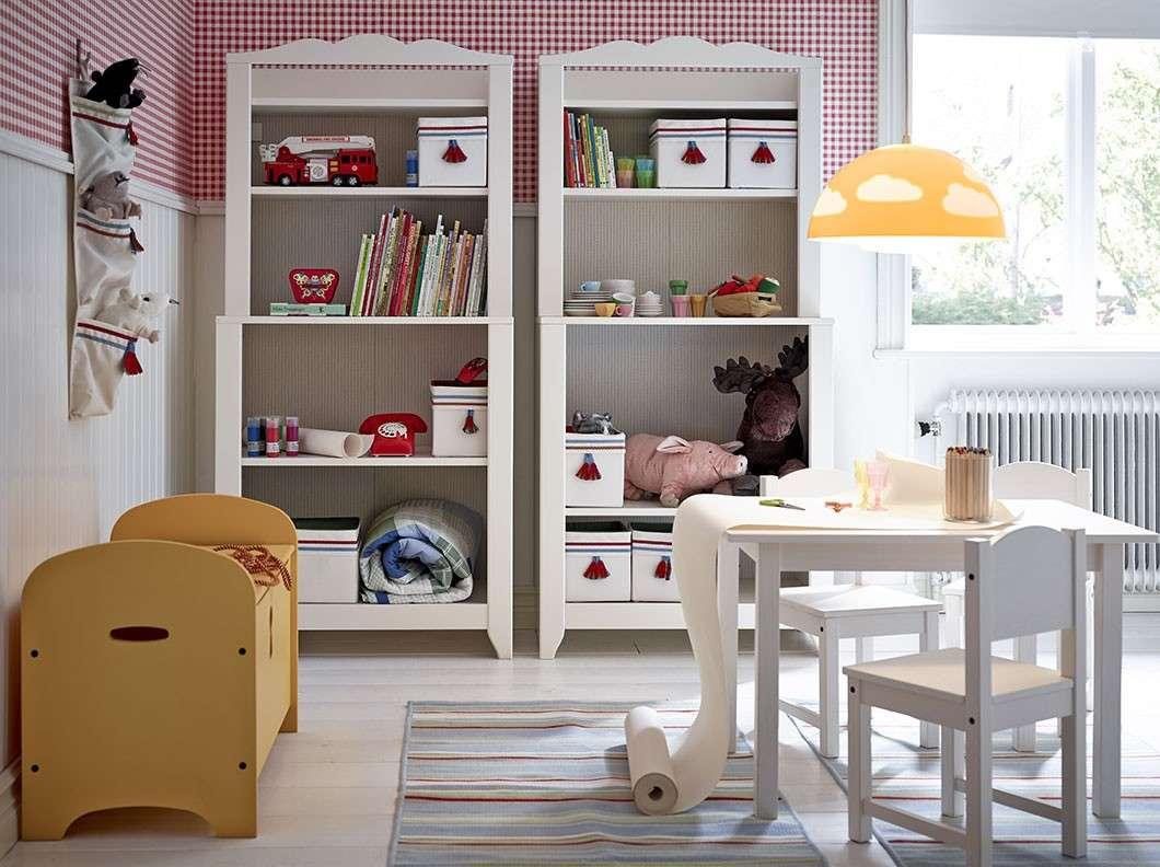 Cameretta Ikea Bambina : Camerette ikea per bambini le più belle e colorate foto