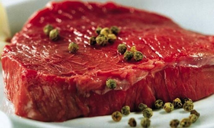 carne rossa pelle