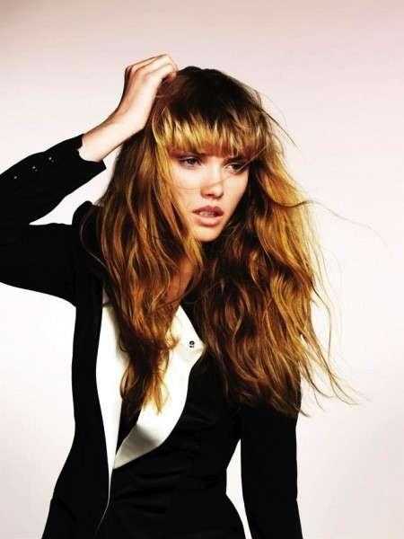 Flamboyant sui capelli: in cosa consiste il nuovo colore di tendenza [FOTO]