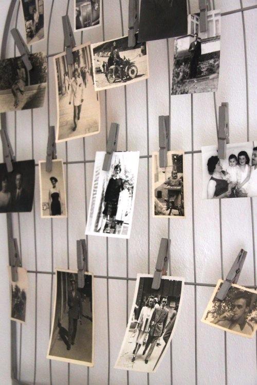 foto vintage filo