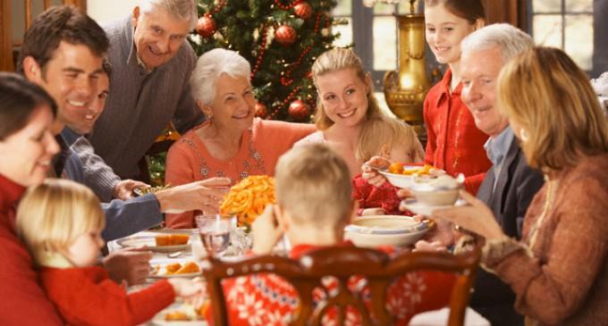 Giochi da fare in famiglia a Natale
