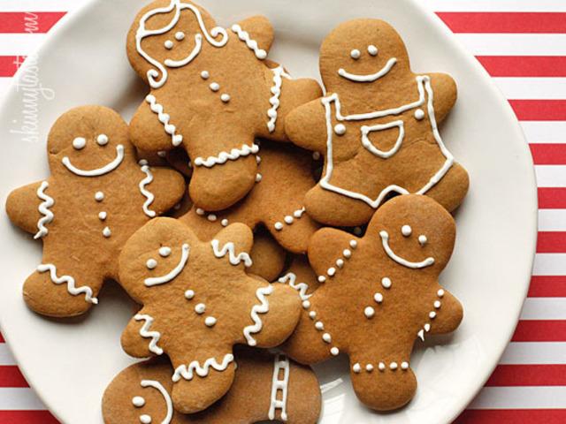 Pan di zenzero, ricetta light per Natale