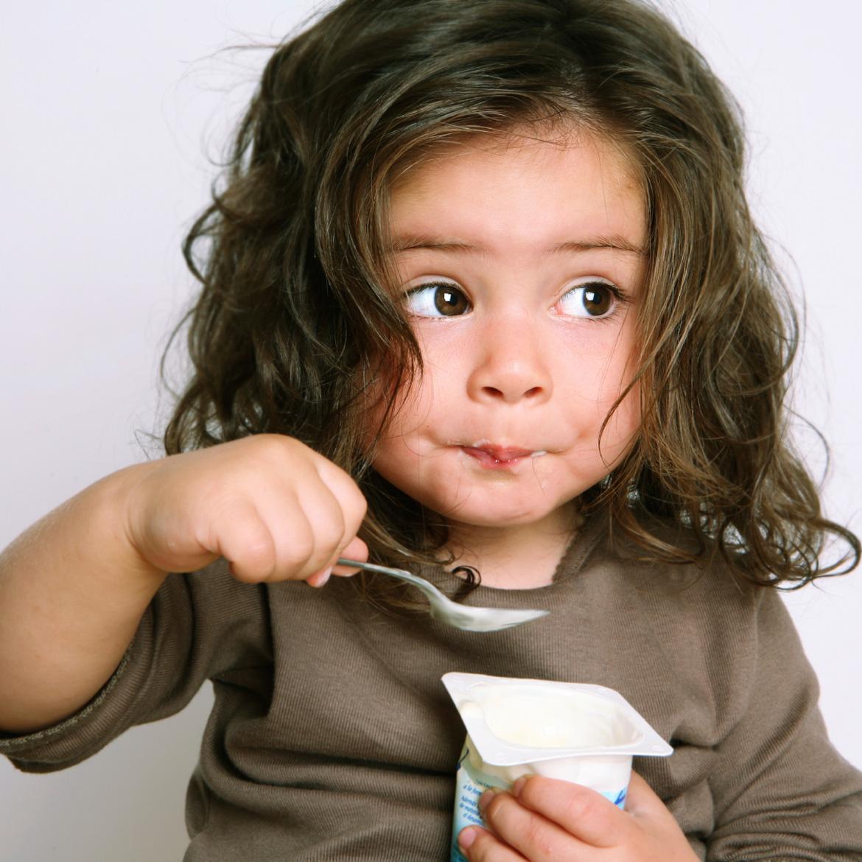 Lo yogurt nello svezzamento: quando e quale?