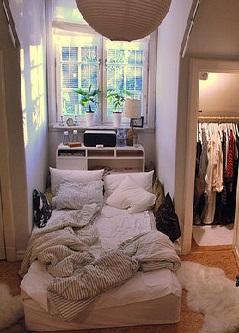 Sistemare la camera