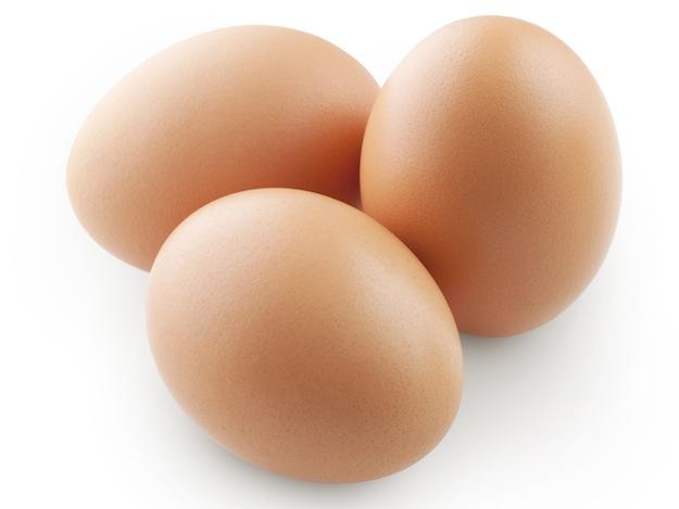 uova per la pelle