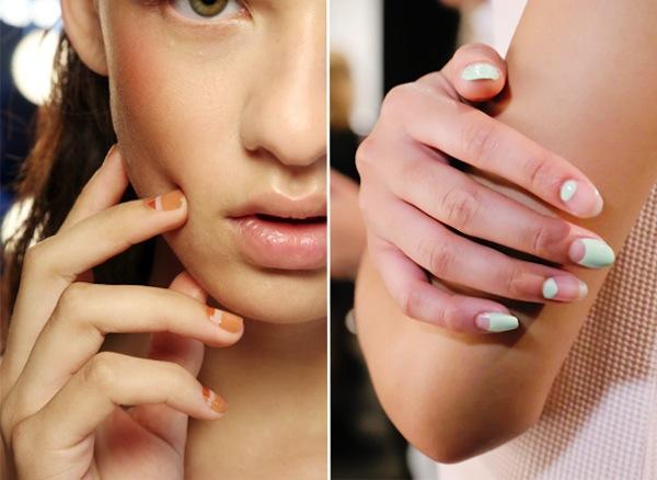 Quale negative space manicure preferisci?