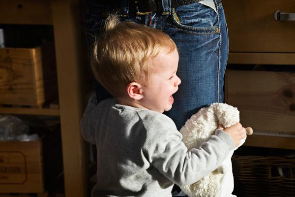 Se il bambino piange sempre all'asilo: consigli per i genitori