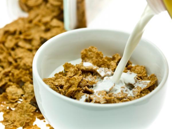Latte ai cereali