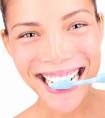 Lavarsi denti
