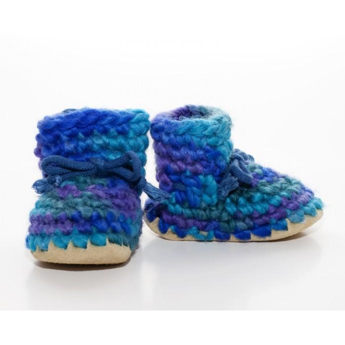 Pantofole-azzurre