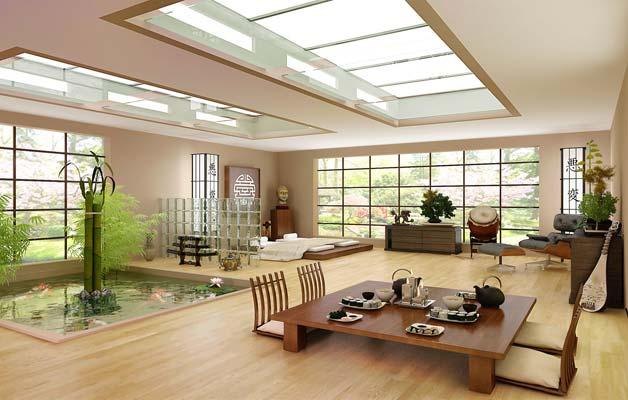 la casa in stile orientale come dare un tocco esotico
