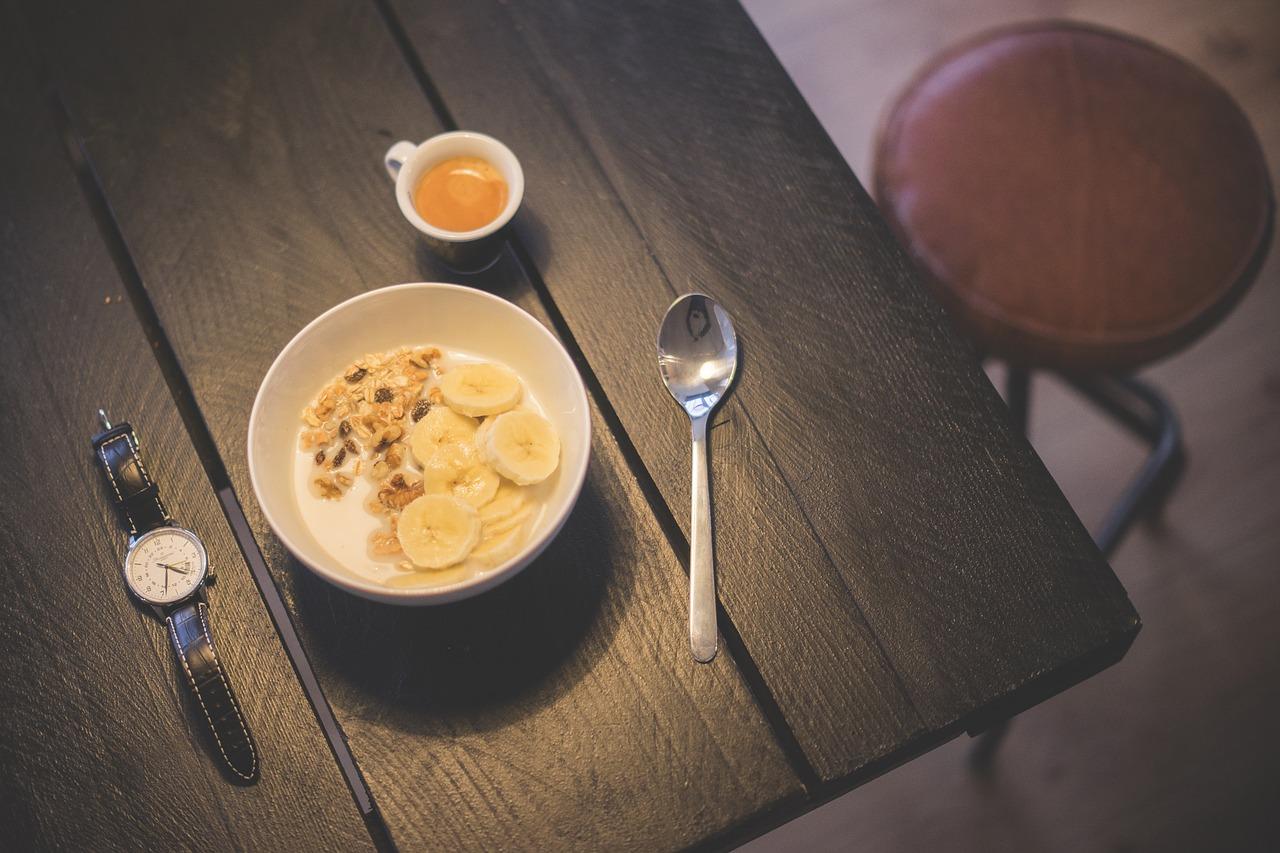 colazione banane dieta