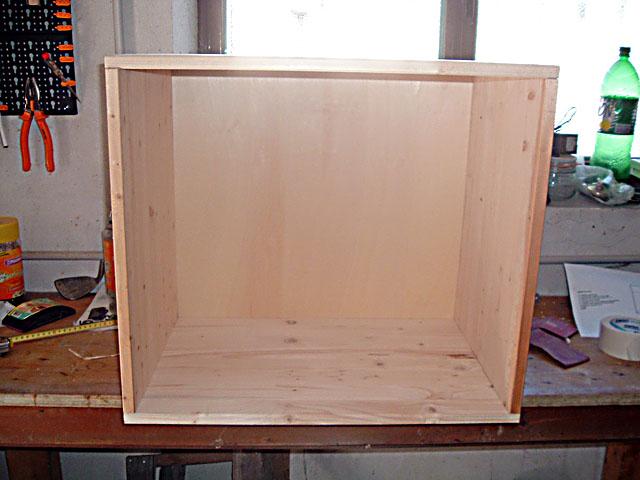 Come costruire un armadietto i vari passaggi pourfemme - Dimensione pensili cucina ...
