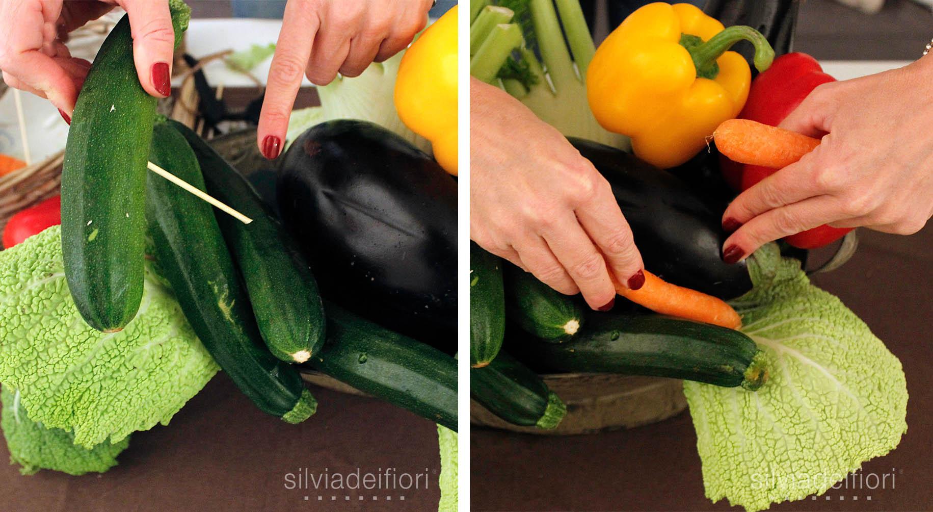 fase 7 zucchine