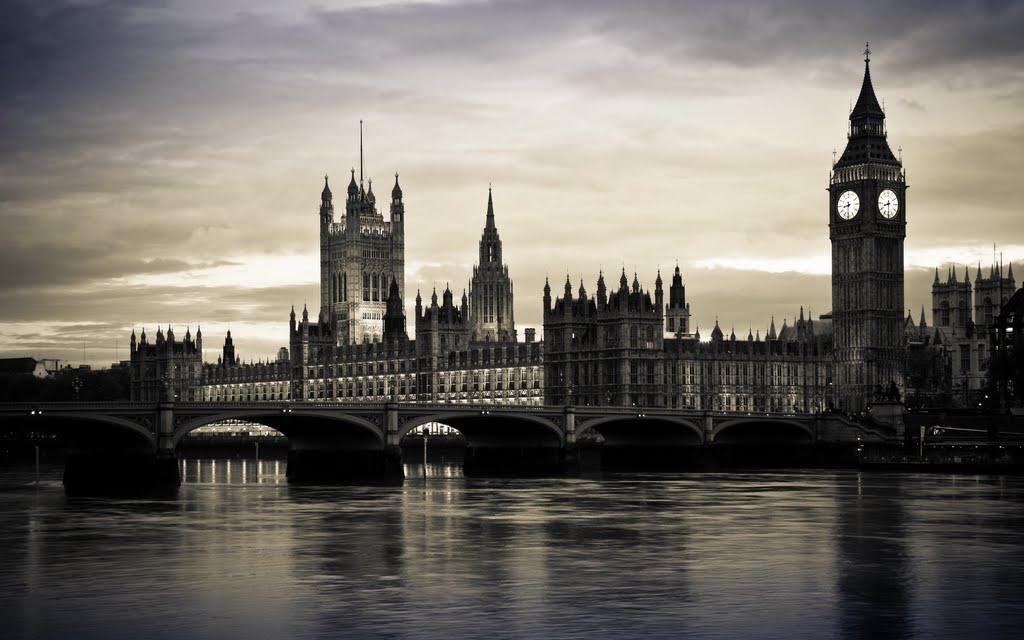 houses parliament big ben londra