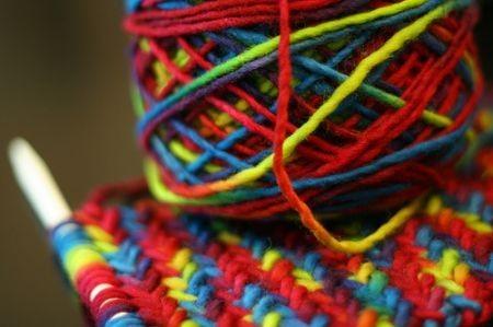 lana a sfumare