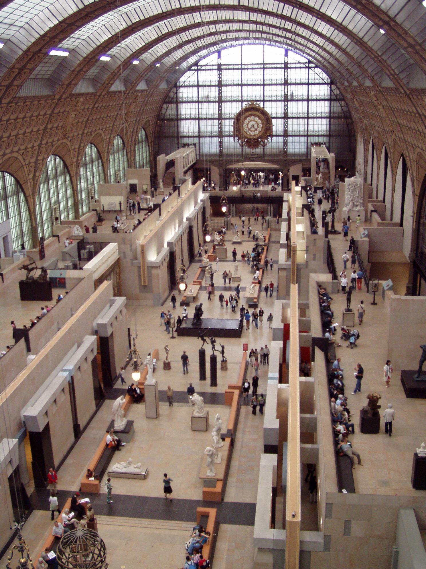 26 Agosto 2006 Parigi Giorno 3 Notre Dame e Musée d'Orsay
