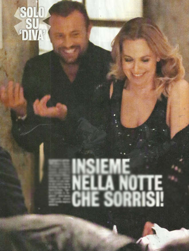 Barbara D'Urso e Mauro Porcini non stanno insieme: Cerco un uomo che mi ami [FOTO]