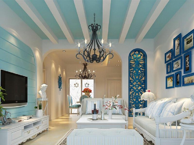 Case Mare Stile Mediterraneo : Quale casa in stile mediterraneo preferisci pourfemme