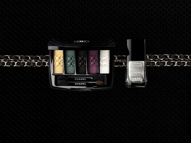 Chanel collezione make up limited edition Les Intemporels