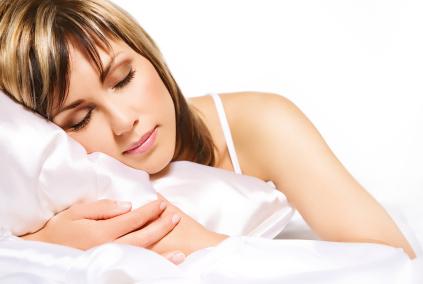 Dormire sul cuscino m