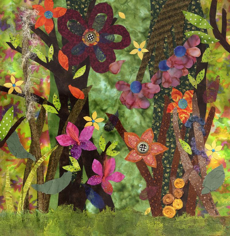Paesaggio-fiorito