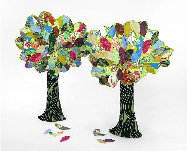 albero-di-stoffa