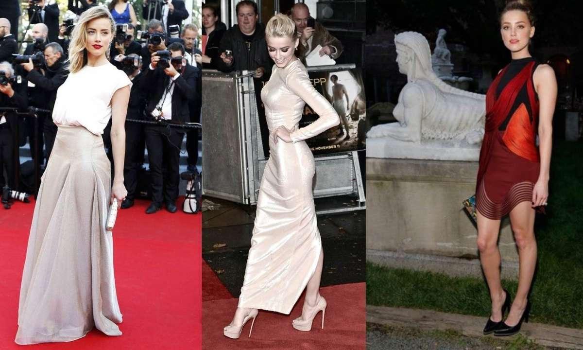 Amber Heard: i look più belli della moglie di Johnny Depp [FOTO]