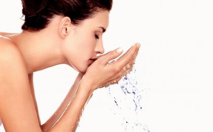 Lavare il viso: 5 errori da non fare