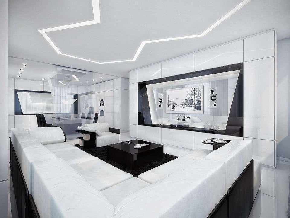 La casa in stile hi-tech: come arredare con la tecnologia [FOTO]
