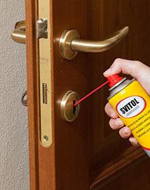 migliorare lo scorrimento di chiavi e serrature