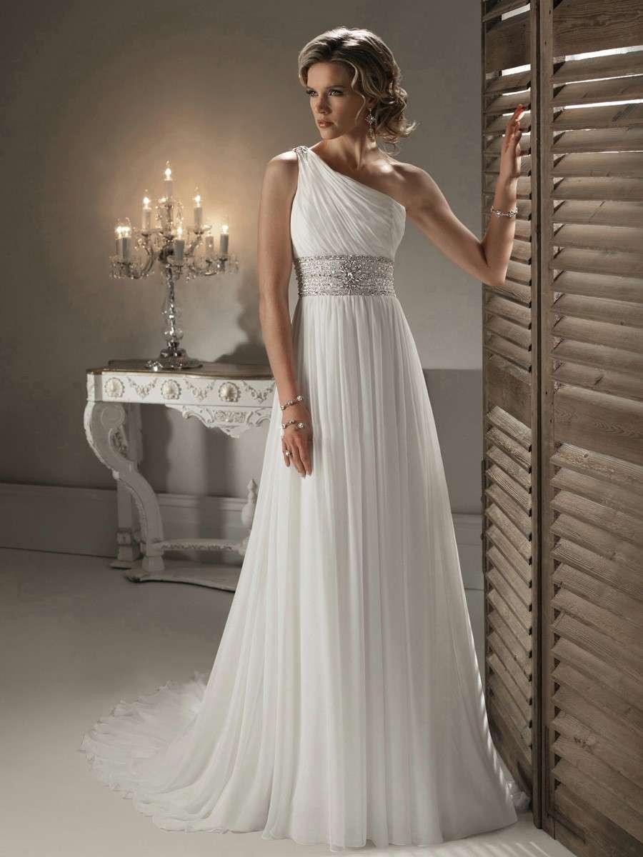 Abiti da sposa plissettati: i modelli più belli [FOTO]