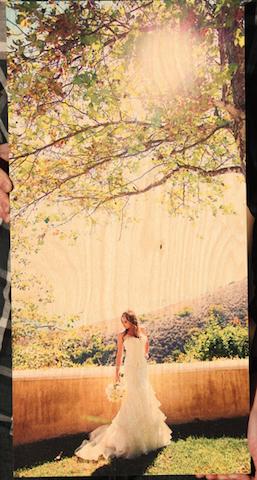 wedding photo printed on wood 03