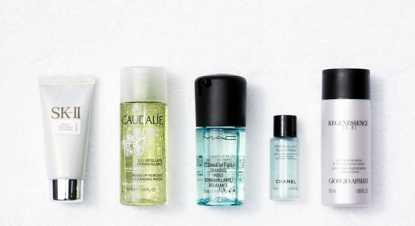 1 Cleansers and Makeup Removers