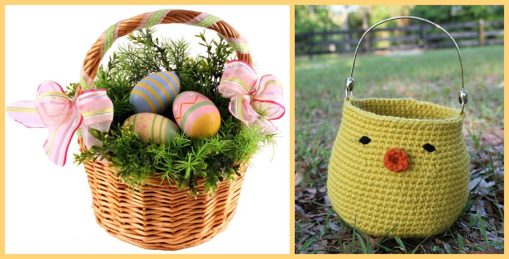 Cestini di Pasqua fai da te: vota il tuo preferito