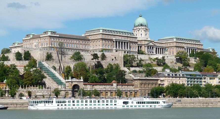 Buda castello Budapest