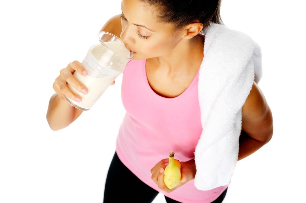Dieta post fitness