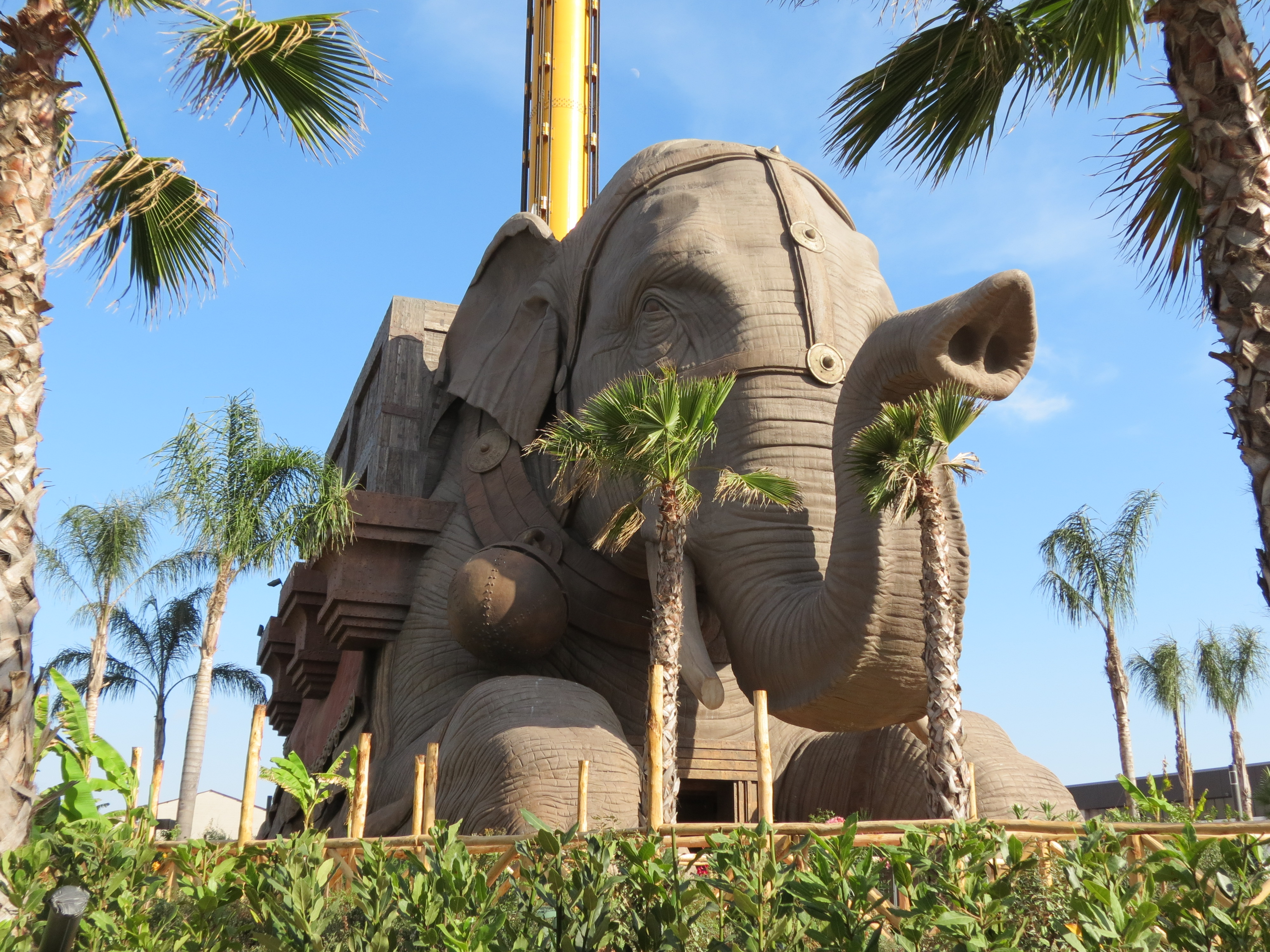 Elefante Cinecitta World
